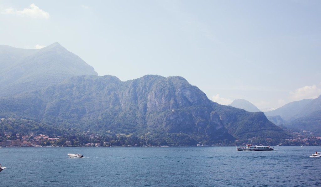 Lake como on emiliabuggins.com